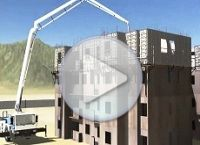 Moldes Video Construccion de Edificio de 14 Niveles